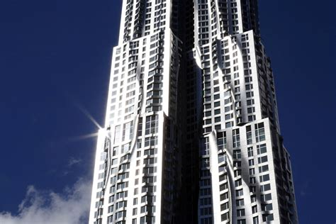 new york by gehry architecture style