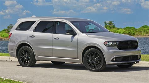 2016 Dodge Durango V8 by Driven 2016 Dodge Durango R T Autoevolution