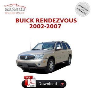 auto manual repair 2002 buick century head up display buick rendezvous repair manual pdf factory repair manuals