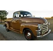 All American Classic Cars 1954 GMC 100 Pickup Truck