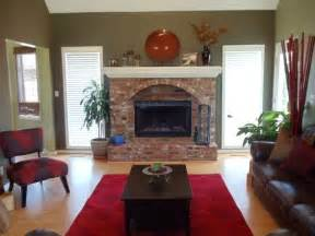 Decorating Ideas For Brick Fireplace Wall 17 Best Ideas About Brick Fireplace Decor On Pinterest