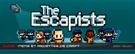 the escapist craft items archives grif touch
