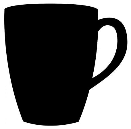 coffee mug template 10 best images about cup templates on coffee
