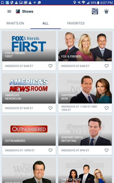 fox news app for android fox news android apps on play