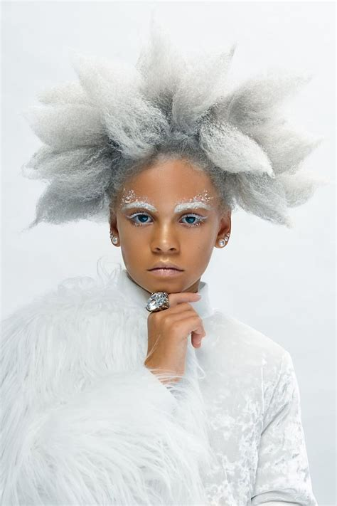 hair art baroque portraits of black highlight their