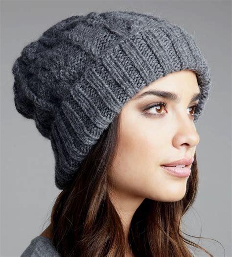 gorros de gorros de lana para adornar tu cabeza fashion style