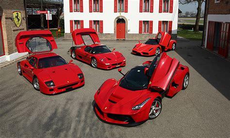 Ferrari N V by Ferrari Hits 60 But Why Ferrari N V Nyse Race