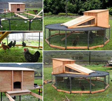 10 diy backyard chicken coop plans and tutorial