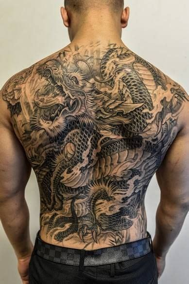 back piece tattoo designs for men best 25 back tattoos for guys ideas on back