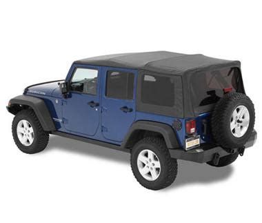 2013 Jeep Wrangler Unlimited Soft Top Kit by All Things Jeep Bestop Supertop Nx Complete Soft Top Kit