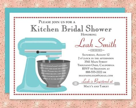 bridal shower invitation wording recipe theme custom kitchen bridal shower invitation recipe card digital printable with stand