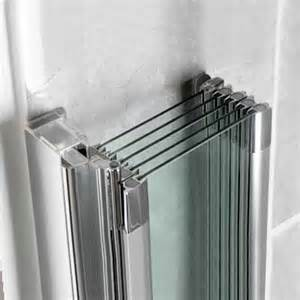 folding shower screen for bath 1000 images about folding bath shower screens on