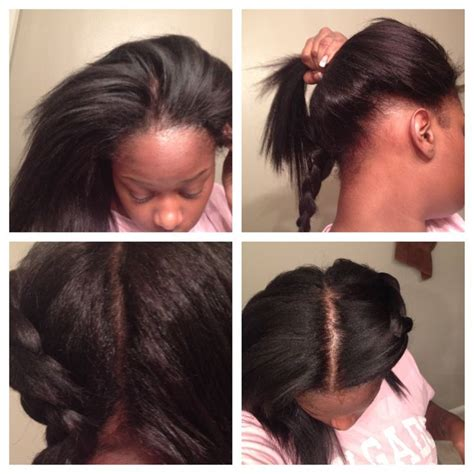 versatile sew in with short hair 12 best vixen sew in images on pinterest braids braided