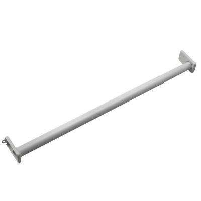 Metal Closet Rod by Metal Closet Rods Closet Organizer Accessories The Home Depot