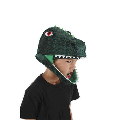 How To Make A Dinosaur Hat Out Of Paper - my hat will eat you dinosaur world