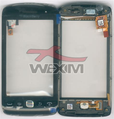 Touch Screen Tc Bb Monza 9860 Kesing Hp Vitre Tactile Blackberry Torch 9860 16 00 Wexim