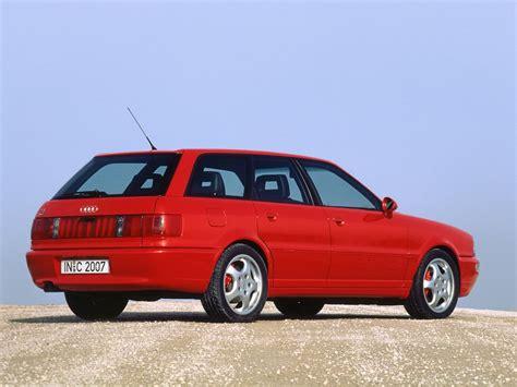 AUDI 80 Avant RS2 - 1994, 1995, 1996 - autoevolution Audi Rs2 Porsche