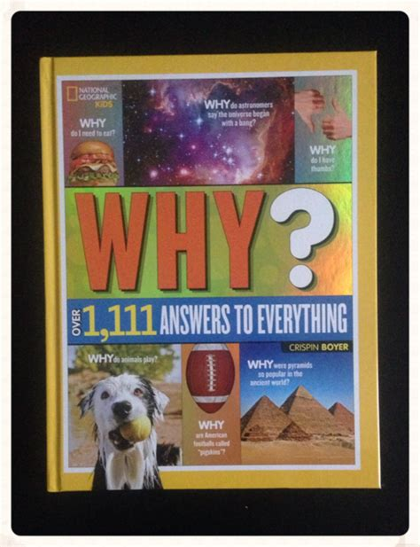 why over 1111 answers 2015 holiday gift guide national geographic why over 1 111 answers to everything 2015hgg