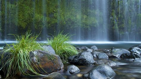 wallpaper desktop waterfall waterfall hd wallpapers wallpaper cave