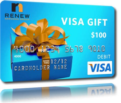 Visa Gift Card 100 Dollars - free visa gift card 10 100 value 330 instant winners