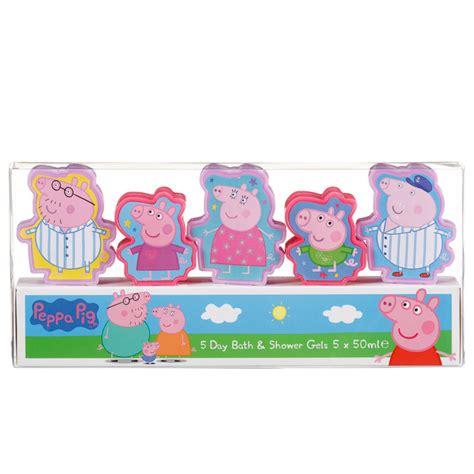 Christmas Home Decoration Ideas peppa pig bubble bath set 5pc kids bath amp body gift set