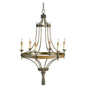 Rustic Bronze Chandelier Rustic Bronze Wrought Iron 6 Light Chandelier Kathy Kuo Home