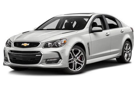 chevrolet ss 2017 chevrolet ss price photos reviews features