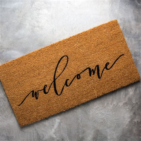 Mats In The Market by Magnolia Coir Doormat Magnolia Market Chip Joanna Gaines