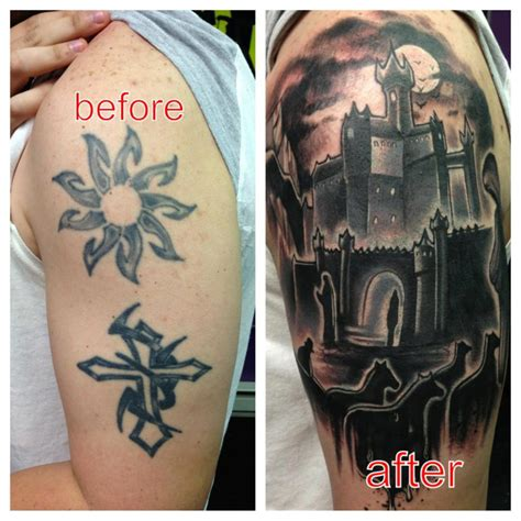 tattoo cover up best the best ever cover up tattoos