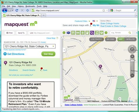 Census Address Lookup 6 7 Geocoding Geog 160 Mapping Our Changing World