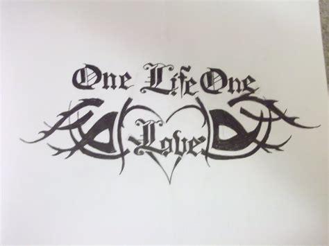 imagenes one love one life one life one love by picturediva89 on deviantart