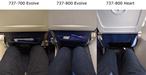 southwest airlines seat pitch southwest has redesigned the interiors of its new 737s