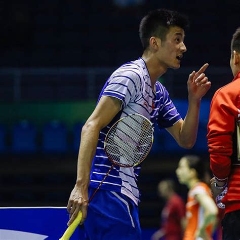 Sepatu Li Ning Chion Li Ning 2016 China Team Players Badminton Jersey T