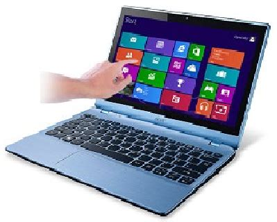 Dan Spesifikasi Laptop Acer Aspire V5 Touchscreen harga laptop acer aspire slim v5 122p nx m90sn 002 blue