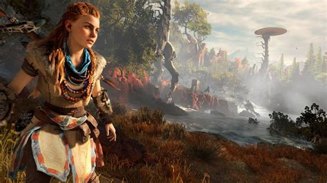 Kaset Ps4 Horizon Zero horizon zero ps4 review of oz
