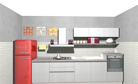 Cucine Moderne Senza Frigorifero by Cucine Componibili Senza Frigo Idee Per Il Design Della Casa
