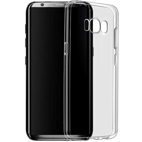 Oof For Samsung Galaxy S8 Plus Back Slim Protect Phone Cover phone cases slim back cover transparent samsung galaxy s8 plus 187015 quickmobile