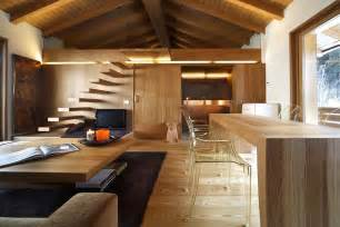 interior of modern homes modern wood house by studio fanetti decoholic