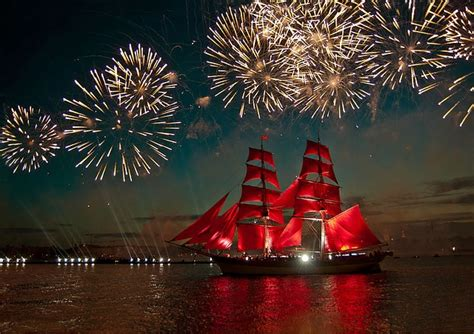 scarlet day new year wei 223 e n 228 chte und purpurrote segel in st petersburg
