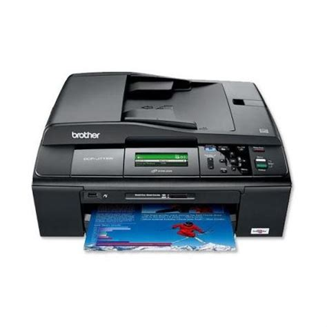 Printer Dcp 725 Dw Dcp J725dw A4 Colour All In One Inkjet Printer Dcpj725dwzu1