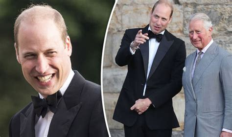 prince william stepped out with father charles for the
