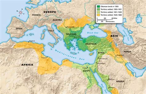 the ottoman empire was headquartered in the city of islamic land based gunpowder empires ferguson apwh