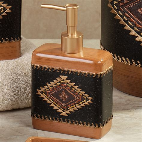 southwestern bathroom accessories colton southwest bath accessories