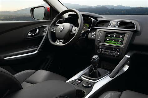 renault kadjar automatic interior 2015 renault kadjar revealed with fresh looks and led
