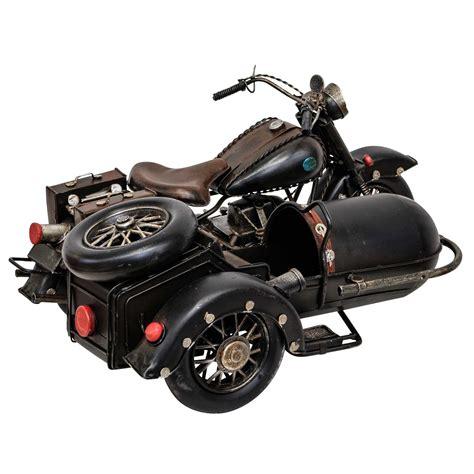 Motorrad Modell Blech modell motorradgespann blech metall motorrad gespann