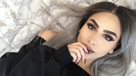 hairstyles to disguise grey hair grey hair hide or not to hide hairstyles for woman