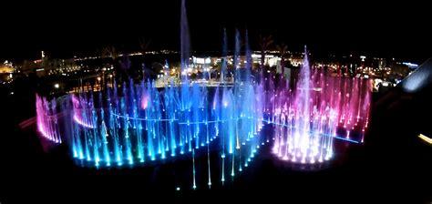 Beautiful Outdoor Showers - musical fountain photos 1 atlantic fountains