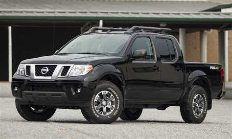 nissan truck 2015 2015 nissan frontier review cargurus