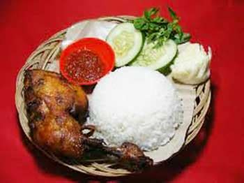 Ayam Panggang Pak No ayam bakar pak de info kuliner