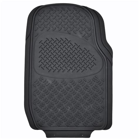 Suv Floor by Suv Floor Mat For 3 Row Car All Weather Black Trimmable